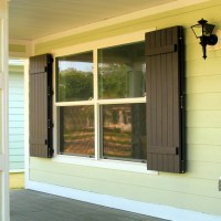 What kind of decorative exterior shutters should you ...