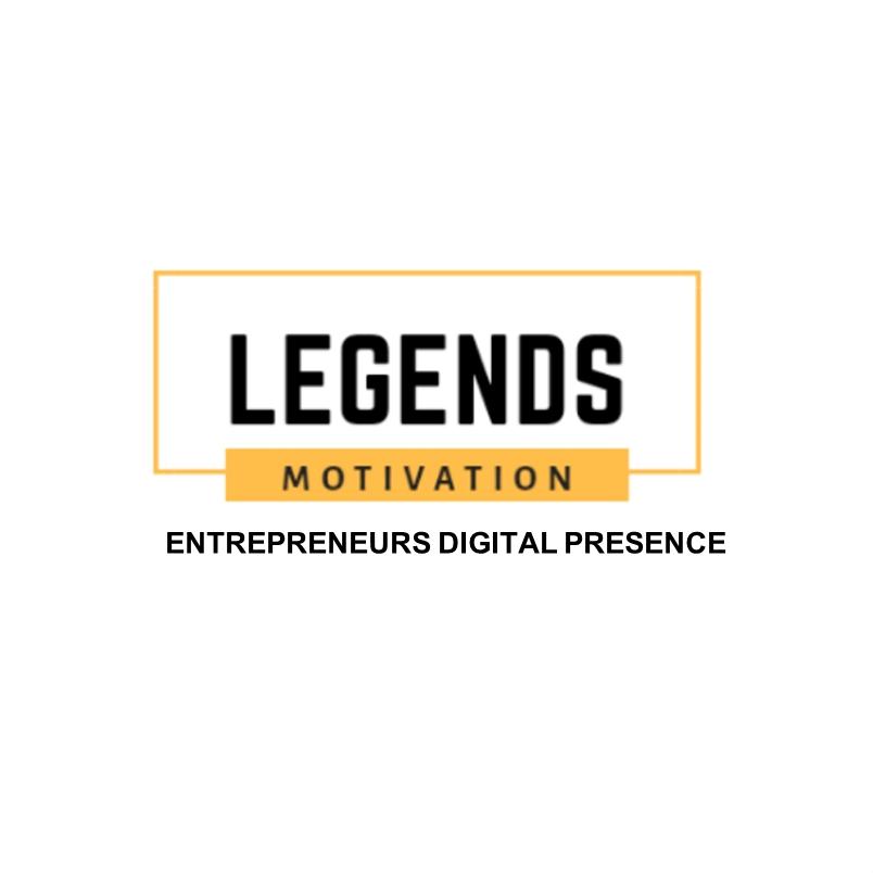 Legends motivation logo new.