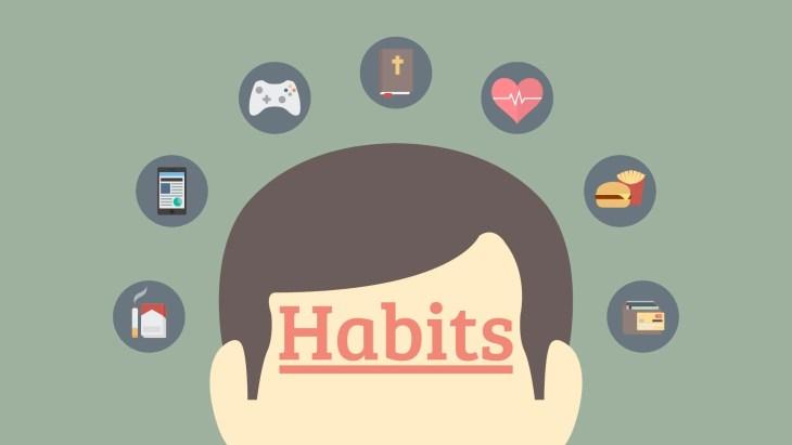 Good Habit legends motivation