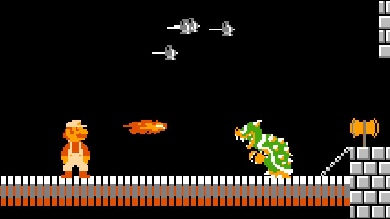 Nintendo Super World Super Mario