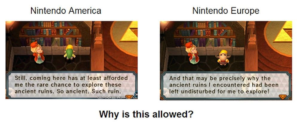 How Triforce Heroes Meme References And Controversy