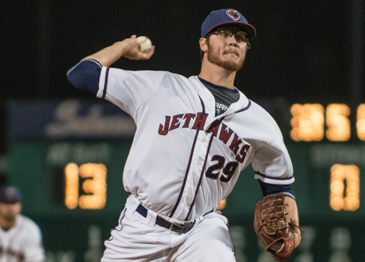 Houston Astros pitching prospect Andrew Walter