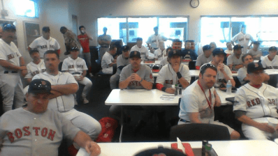 red sox fantasy camp