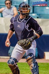 Austin Romine was named to the 2015 International League All-Star Game. (Gabe Rodriguez)
