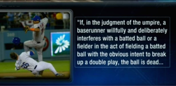 MLB Rule - SNY