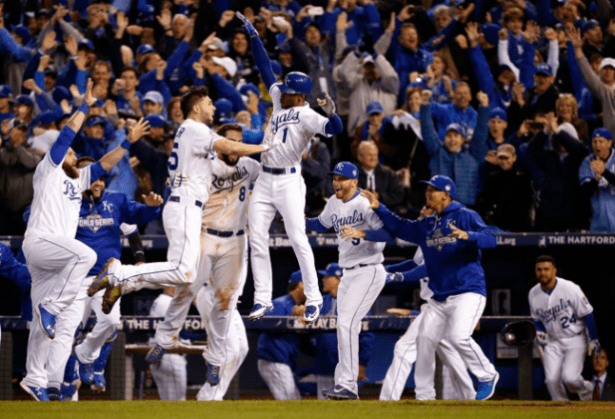 Royals win Epic Game 1