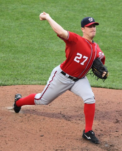 Jordan Zimmermann is the newest member of the Detroit Tigers. (mlb.com)