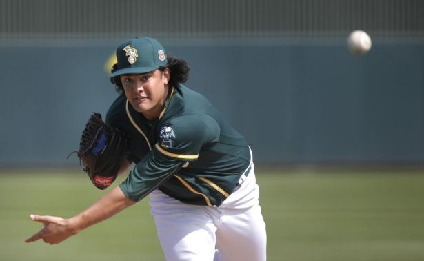 Sean Manaea will make his Major League debut on Friday. (Photo:usatoday.com)