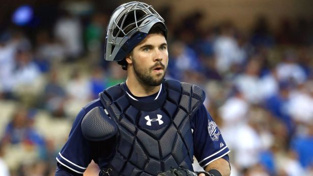 Padres' prospect Austin Hedges. (photo:foxsports.com)