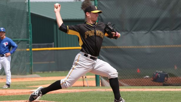 RHP Chad Kuhl. (Photo: www.pirates.com)