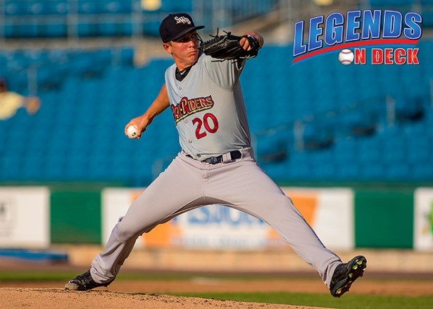 RHP Chad Green has been recalled from AAA Scranton and will start for the Yankees on Sunday.(Photo: Gabe Rodriguez)