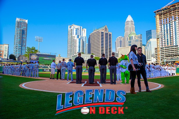 Photo: Gabe Rodriguez/Legends On Deck