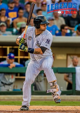 Yankees - Gary Sanchez - Dominican Republic