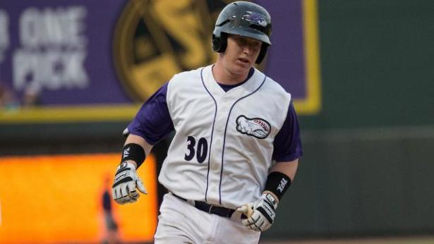 White Sox prospect Zack Collins. (Photo:www.whitesox.com)