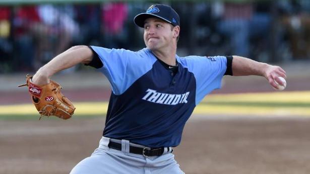 Yankees' prospect Dietrich Enns. (Photo:milb.com)