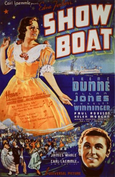 Paul Robeson Showboat : robeson, showboat, Robeson, Originate, Boat?