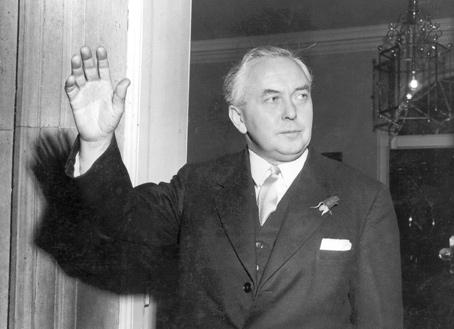 Harold Wilson S Cabinet Members Wwwlooksisquarecom