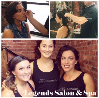 Hair, Makeup, Wedding!