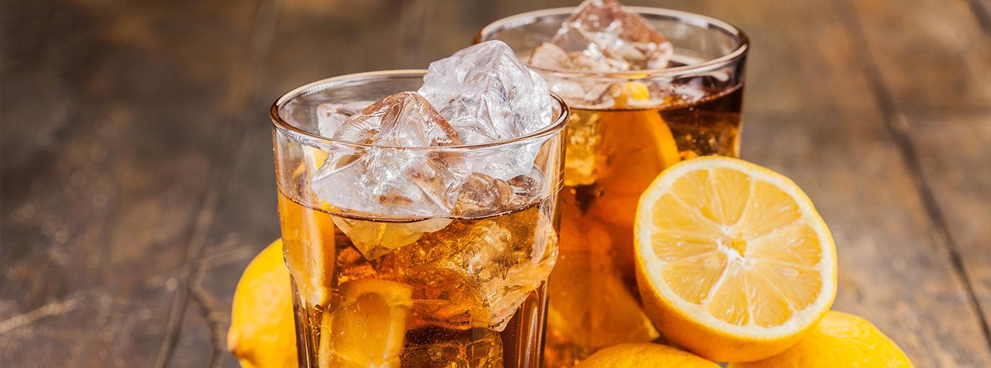 Le thé glacé fait maison – Le GentleBlog