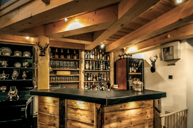 Morzine Chalet with Bar 1