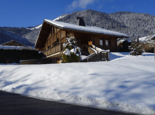 Property for sale in Essert Romand - Near Morzine. Leggett Immobilier