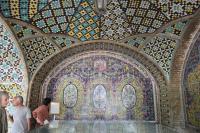 Golestan Palace, Karimkhān's Sanctum tomb