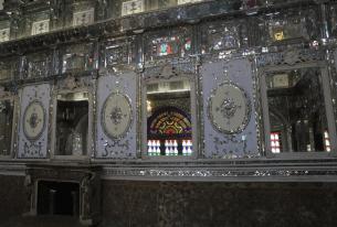 Golestan Palace, Shamsolemārah mirrors