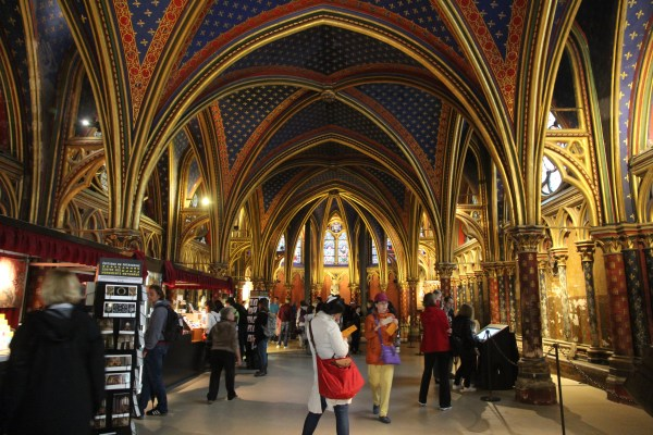 Sainte-chapelle Jewel In Crown Of Paris