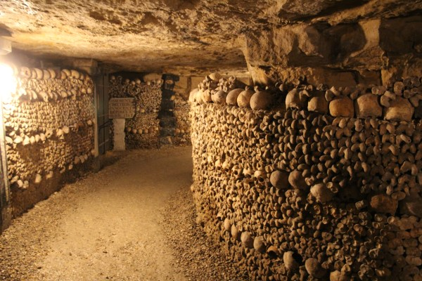 Paris Catacombs Facts