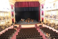 Tomas Terry Theatre and stage