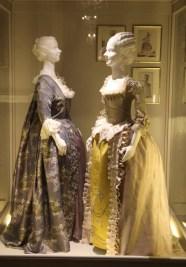 Rundāle Palace, dresses
