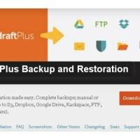 UpdraftPlus WordPress Backup Plugin - kopia bezpieczeństwa