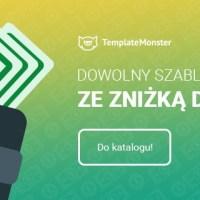 Szablony w Marketplace TemplateMonster do 35% taniej!