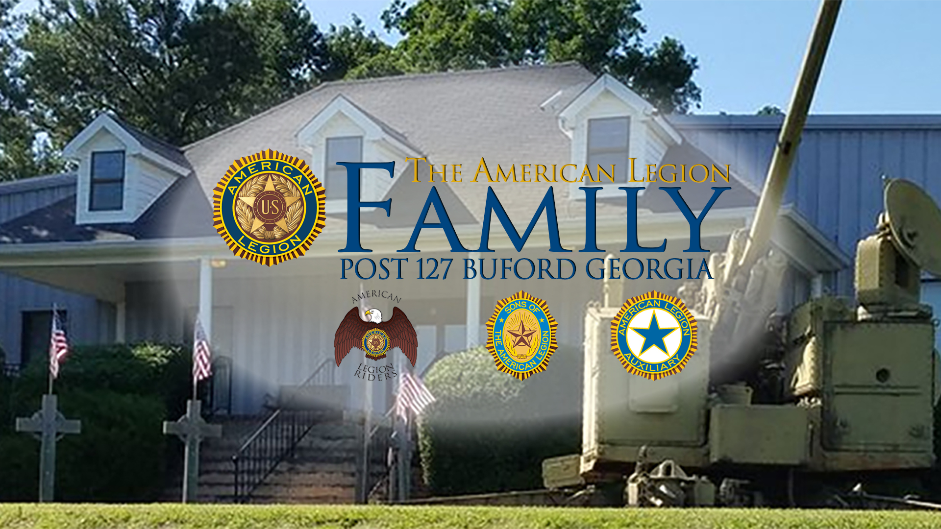 American Legion Post 127 Buford