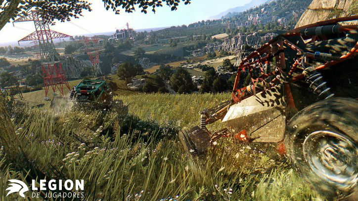 Dying Light – DLC The Following