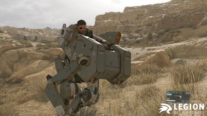 MGSV: The Phantom Pain