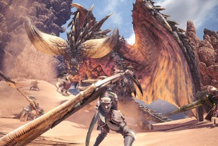 Monster Hunter World, revolucionando la caza
