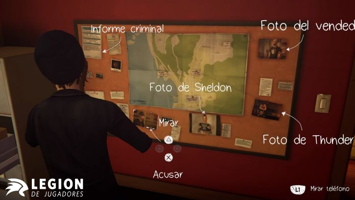 análisis de Life Is Strange: Before The Storm