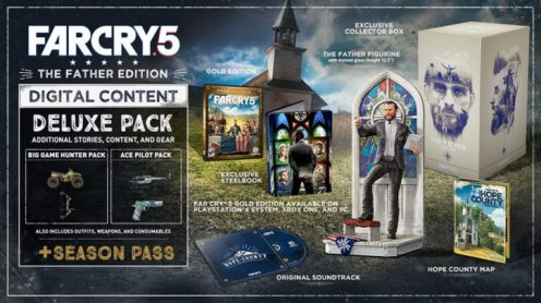 Farcry5 Father edition