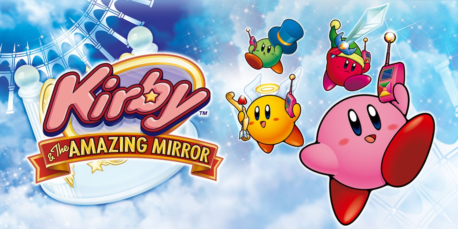 Kirby Amazing Mirror