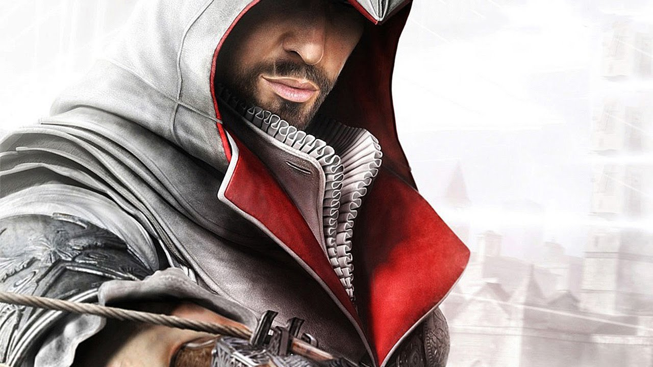 Ezio, protagonista de Assassin's Creed II, Brotherhood y Revelations