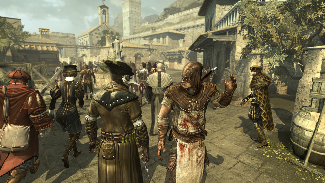 Multiplayer Assassin's Creed Brotherhood