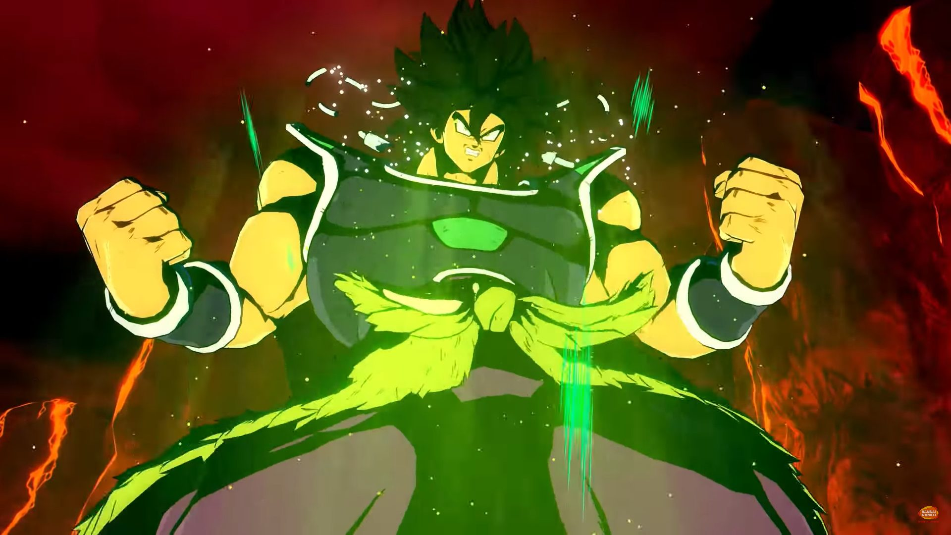 Broly Dragon Ball FighterZ