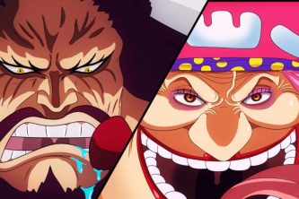 Kaido Big Mom One Piece