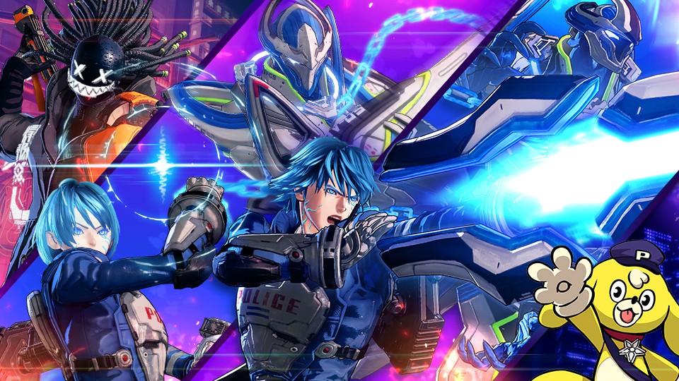super smash bros ultimate astral chain evento