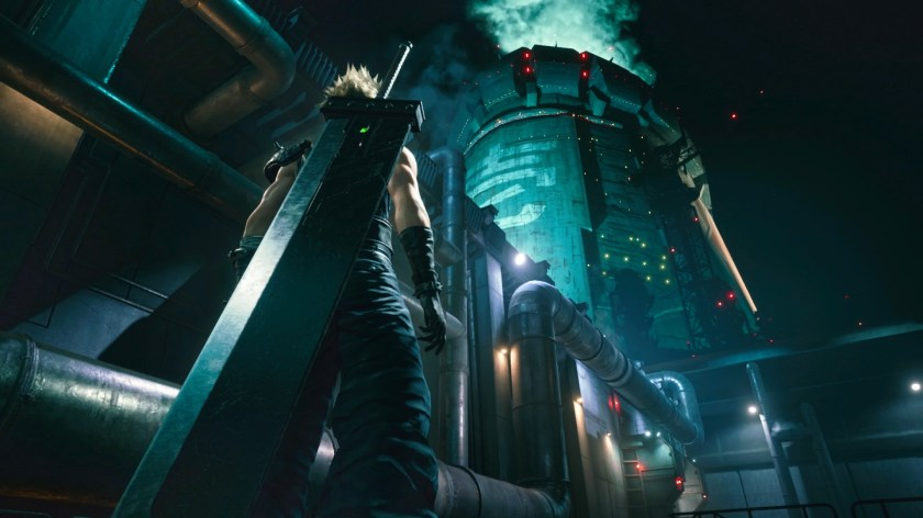final fantasy vii remake intergrade sangre