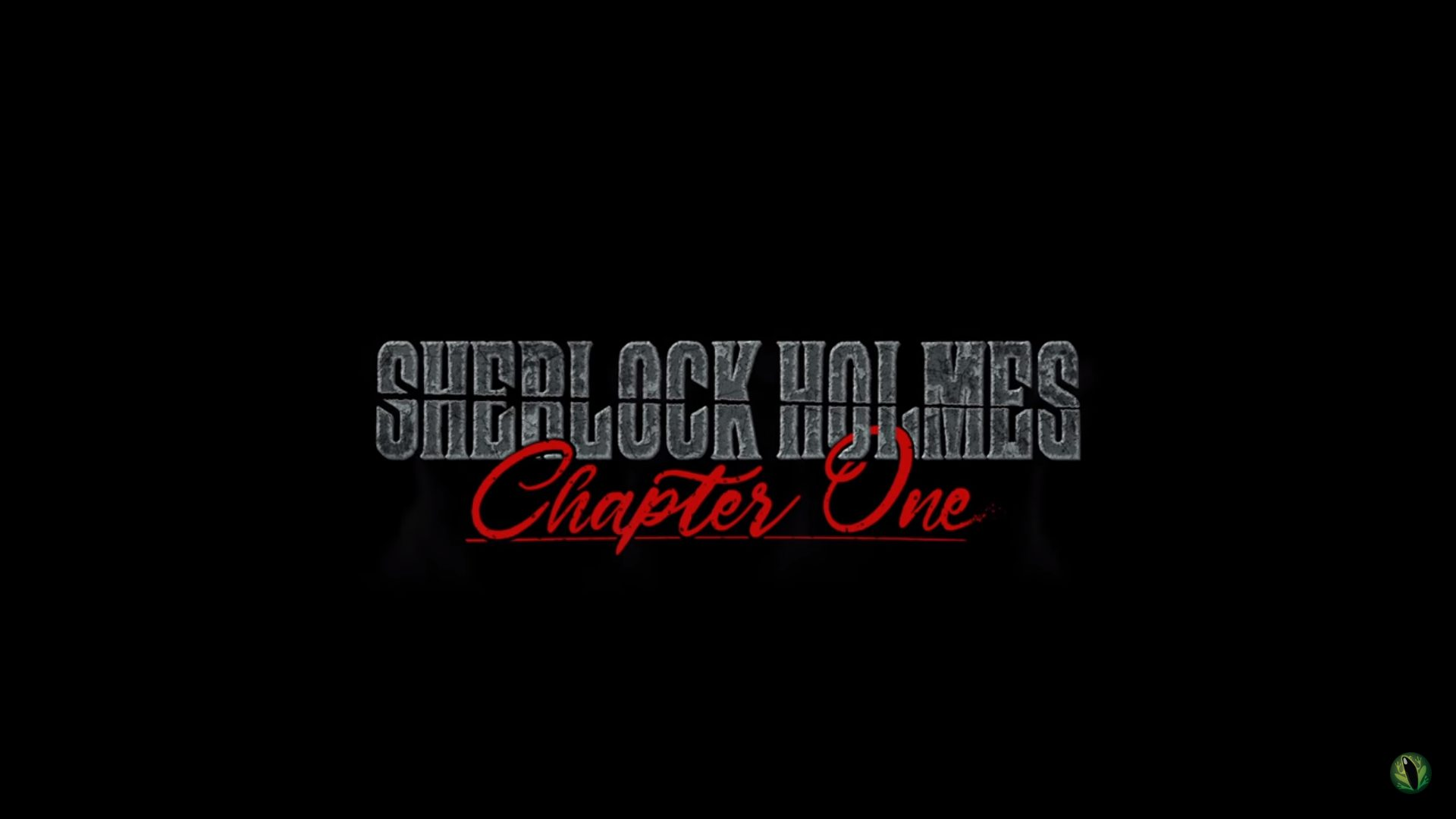 sherlock holmes chapter one trailer