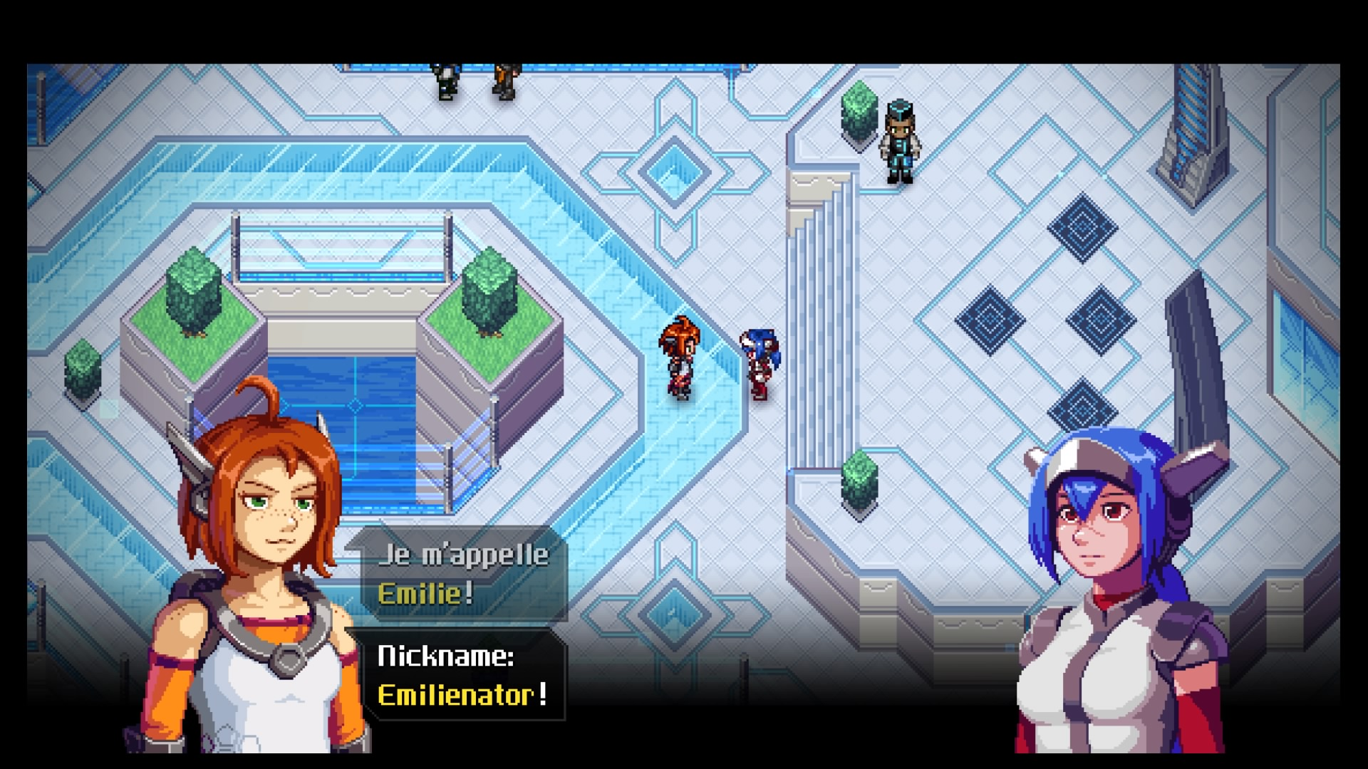 crosscode análisis
