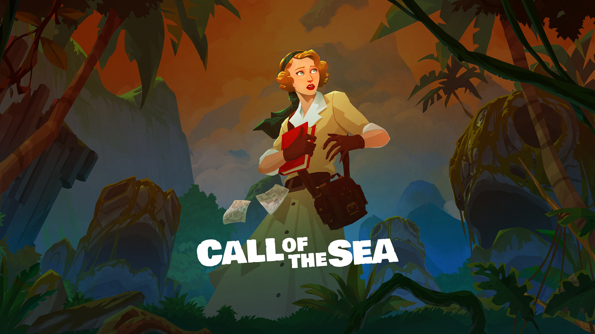 call of the sea gameplay