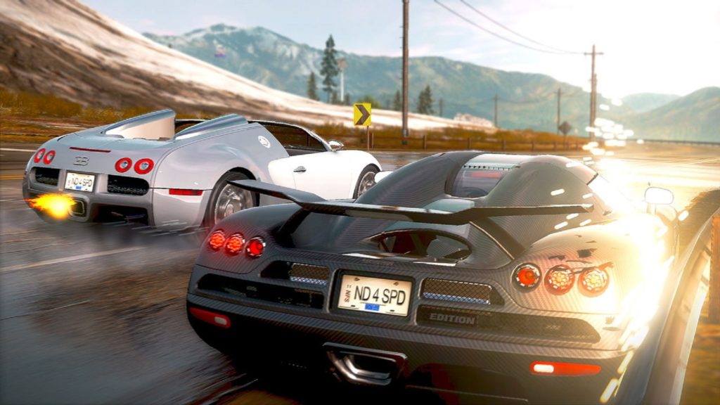 need for speed hot pursuit game pass